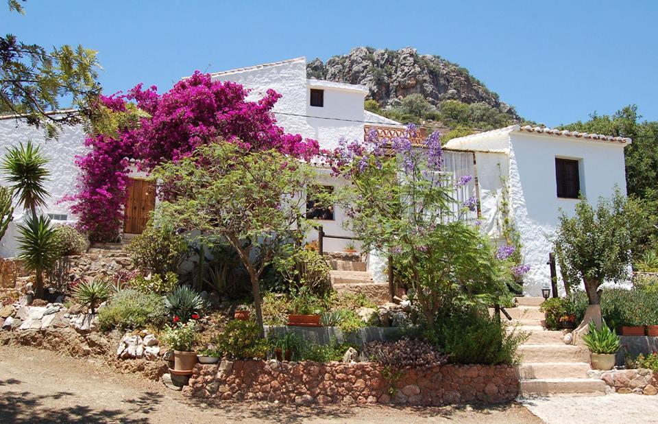 Cortijo La Calera: The hamlet